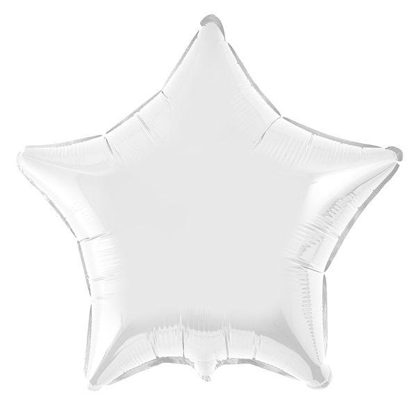balao-metalizado-estrela-prata-Flexmetal