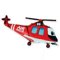 balao-metalizado-helicoptero-resgate