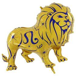 balao-metalizado-zodiaco-leao-ouro2