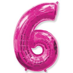 balao-metalizado-rosa-numero-6