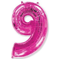 balao-metalizado-rosa-numero-9