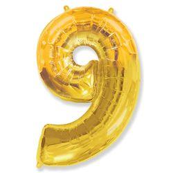 balao-metalizado-ouro-numero-9