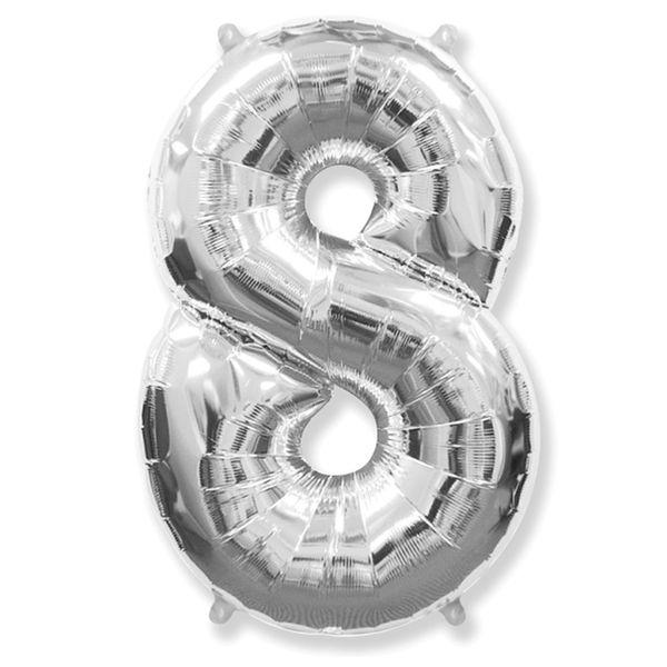 balao-metalizado-prata-numero-8