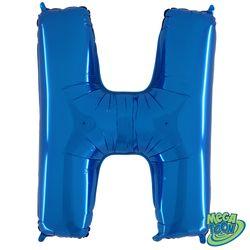 balao-metalizado-letra-h-azul