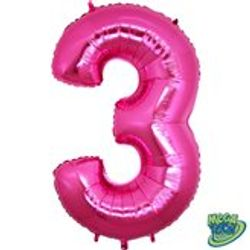 balao-metalizado-numero-3-Pink