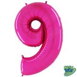 balao-metalizado-numero-9-Pink