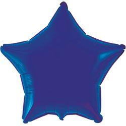 balao-metalizado-estrela-lisa-azul-marinho
