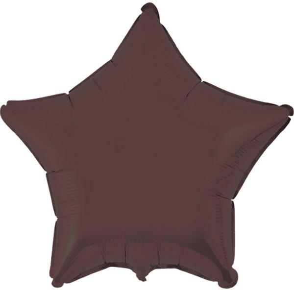 balao-metalizado-estrela-lisa-chocolate