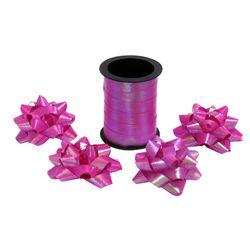 Fitilho com 10 M com 4 Laços Pink - Funny Fashion