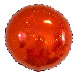 Redondo-Vermelho-Holografico