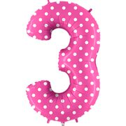 843PF-Number-3-Pois-Fuxia