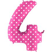 844PF-Number-4-Pois-Fuxia