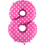 848PF-Number-8-Pois-Fuxia