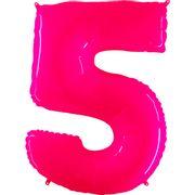 925WSP-Number-5-Special-Pink-Fluo