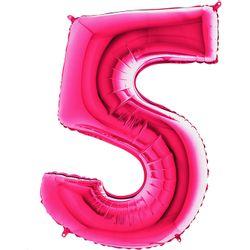 balao-metalizado-numero-5-Pink
