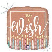 balao-metalizado-make-wish-36883GH-Rose-Gold-Wish