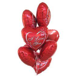 arranjo-de-baloes-metalizados-love-coracoes