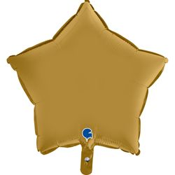 192S00G-Star-18inc-Satin-Gold