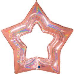 G75683GHRG-Linky-Star-Glitter-Rose-Gold
