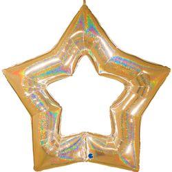 G75662GHG-Linky-Star-Glitter-Gold