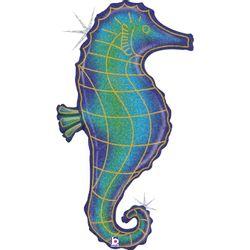 35951GH-Glitter-Seahorse