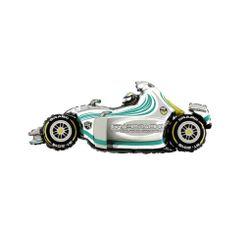 Balao-Metalizado-Speedy-Car-Verde-–-Grabo